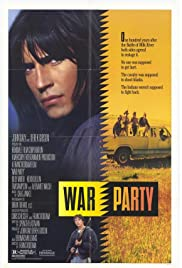 War Party poster