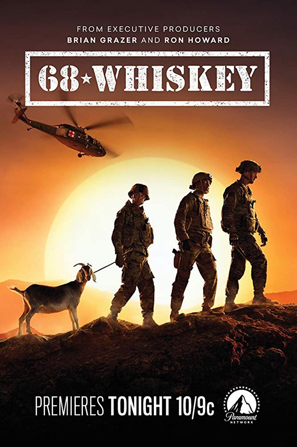 68 Whiskey poster