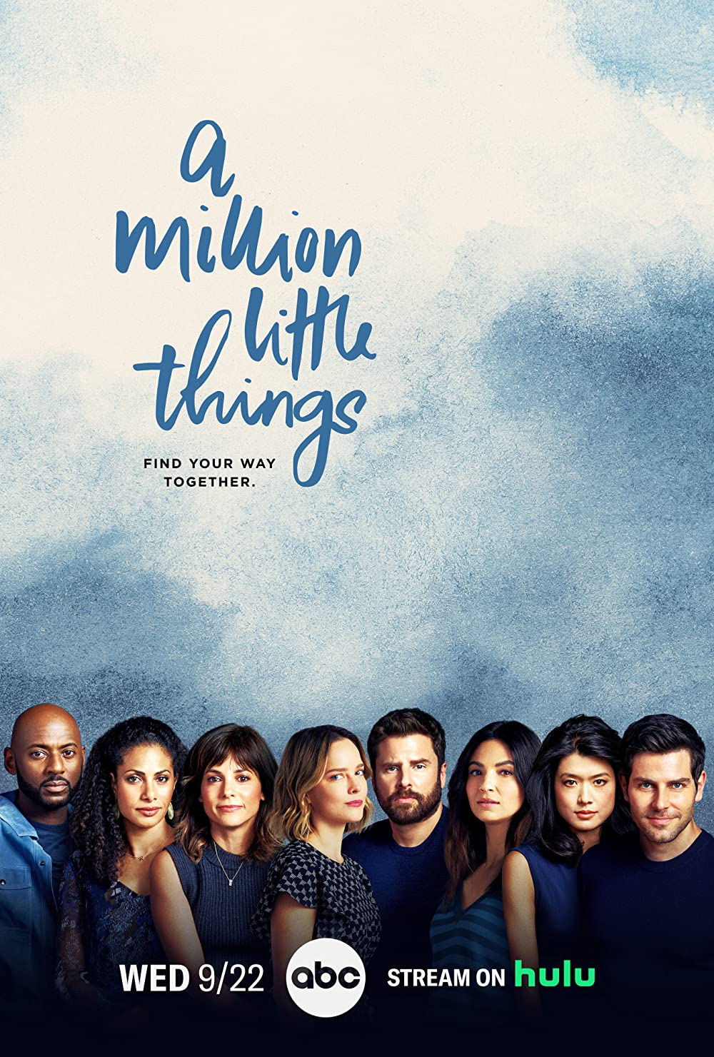 A Million Little Things poster