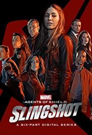 Agents of S.H.I.E.L.D.: Slingshot poster