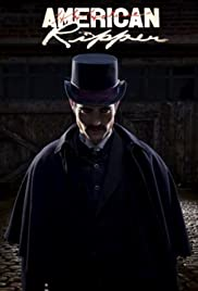 American Ripper in London poster