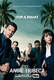 Angie Tribeca poster