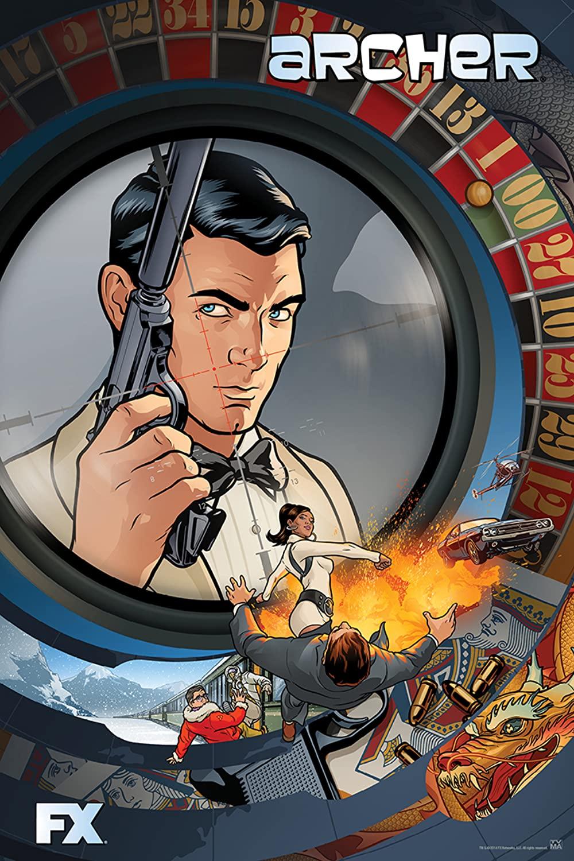 Archer poster