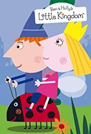 Ben & Holly's Little Kingdom poster