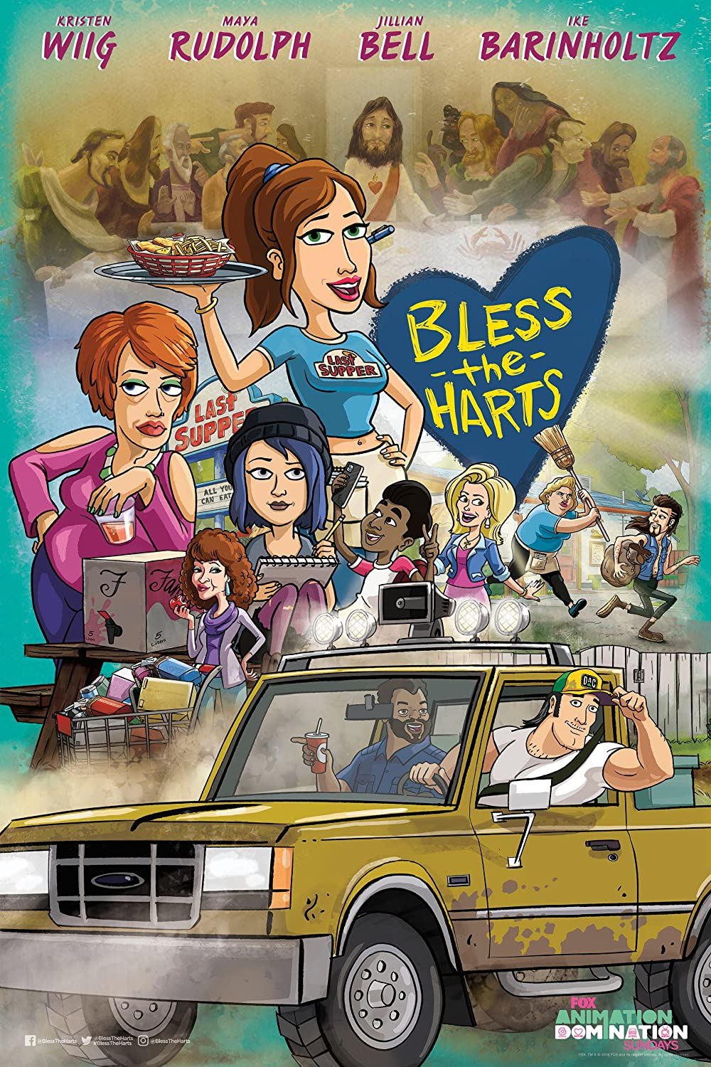 Bless the Harts poster