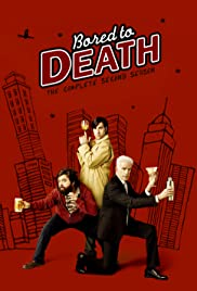 Bored to Death poster