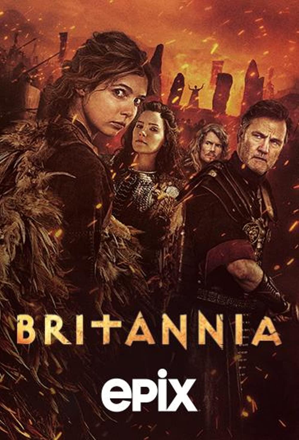 Britannia poster