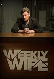 Charlie Brooker's Weekly Wipe poster