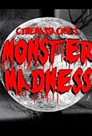 Cinemassacre's Monster Madness poster