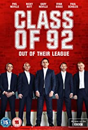 Class of '92: Out of Their League poster