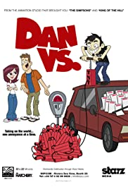 Dan Vs. poster