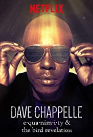 Dave Chappelle: Equanimity poster