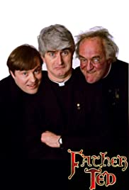 Father Ted poster