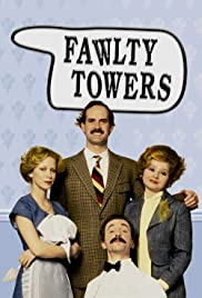 Fawlty Towers poster