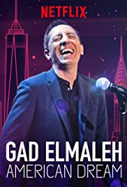 Gad Elmaleh: American Dream poster