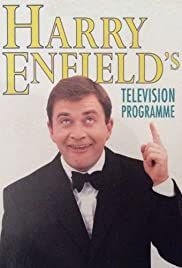 Harry Enfield's Television Programme poster