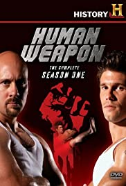 Human Weapon poster