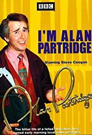 I'm Alan Partridge poster