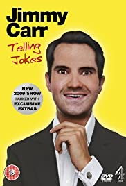 Jimmy Carr: Telling Jokes poster