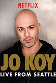 Jo Koy: Live from Seattle poster