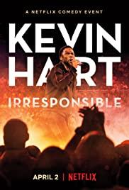 Kevin Hart: Irresponsible poster
