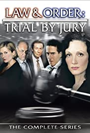 Law & Order: Trial by Jury poster