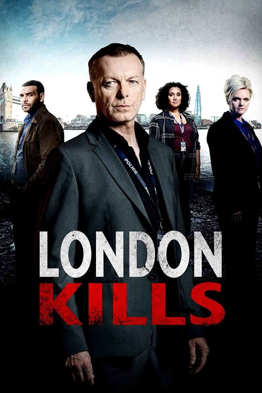 London Kills poster