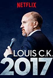 Louis C.K. 2017 poster