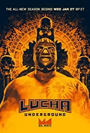 Lucha Underground poster