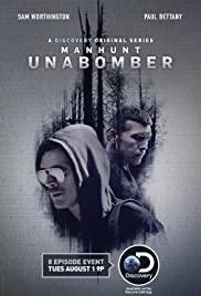 Manhunt: Unabomber poster