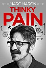 Marc Maron: Thinky Pain poster