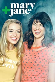 Mary + Jane poster