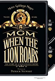 MGM: When the Lion Roars poster