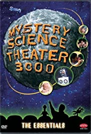 Mystery Science Theatre 3000 poster