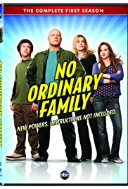 No Ordinary Family poster