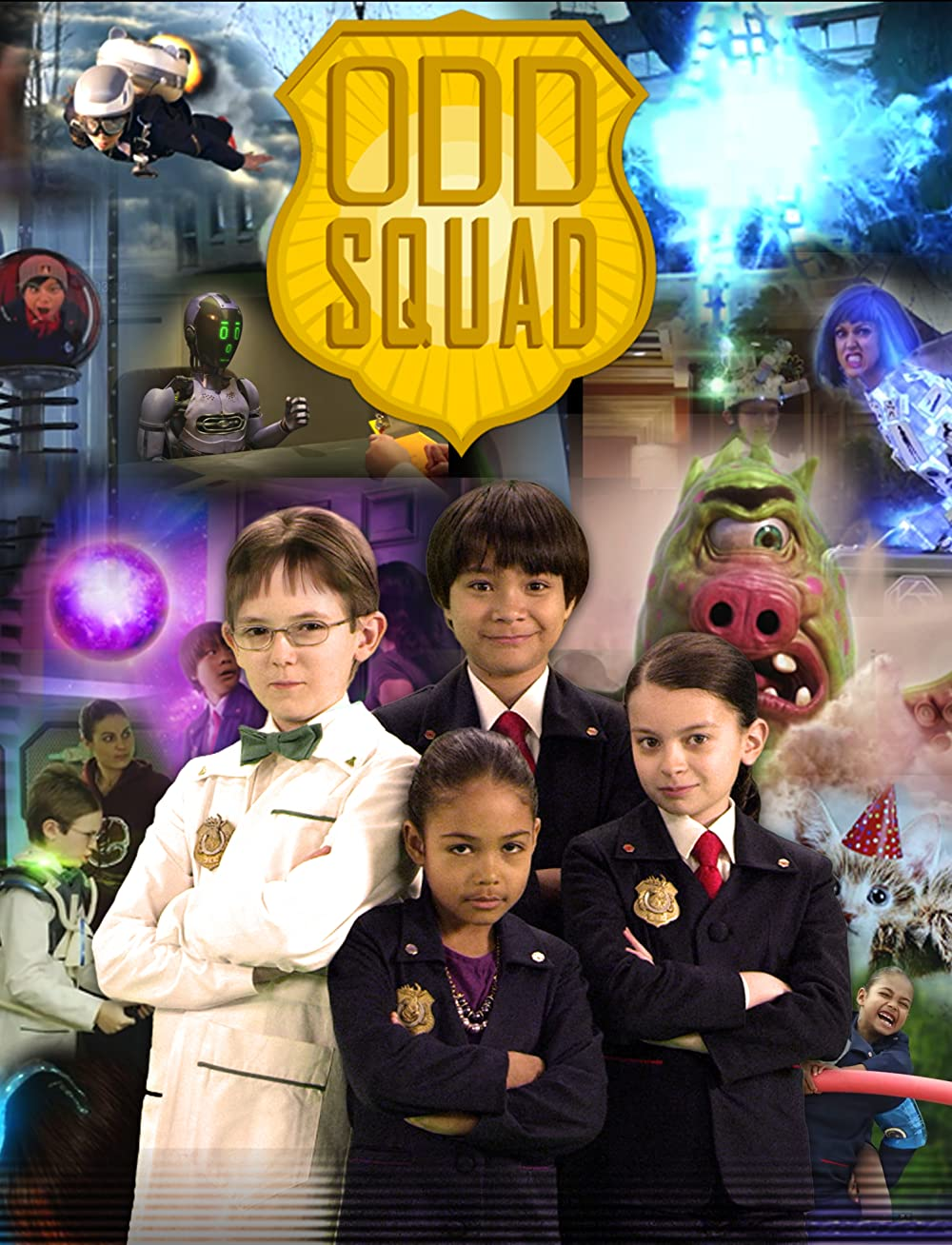 Odd Squad poster
