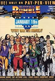 Royal Rumble poster