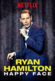 Ryan Hamilton: Happy Face poster