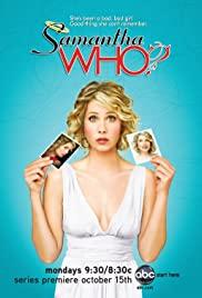 Samantha Who? poster