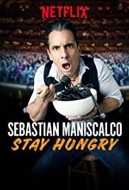 Sebastian Maniscalco: Stay Hungry poster