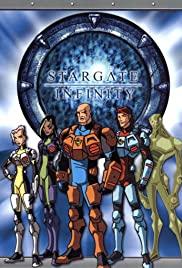 Stargate: Infinity poster