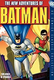 The New Adventures of Batman poster