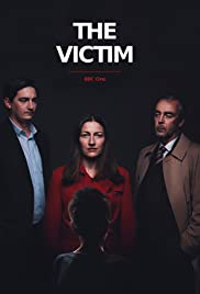 The Victim poster