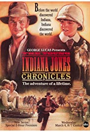The Young Indiana Jones Chronicles poster