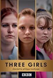 Three Girls poster