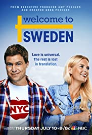 Welcome to Sweden poster